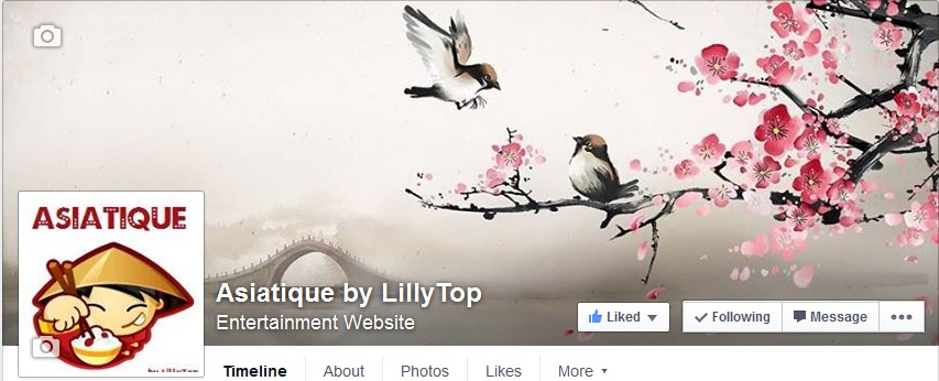ASIATIQUE FB Page